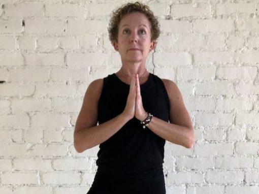 Beginner Yoga Training & Modifications Lab