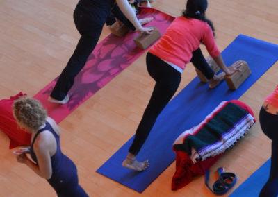 Beginner yoga