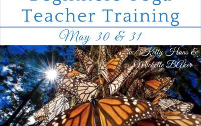 Beginner Yoga Training & Modifications Lab: May 30-31